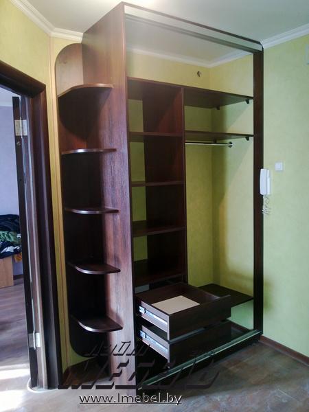 Шкафы купе  каталог фото и цены